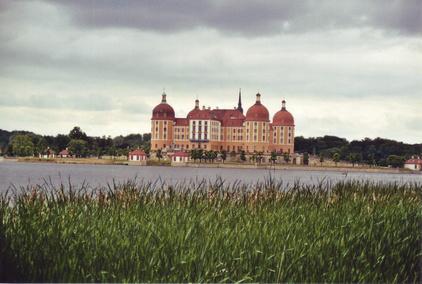 Stadtführungen Dresden - Jagdschloß Moritzburg