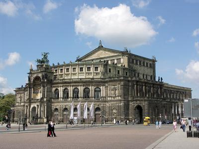 Stadtführung Dresden - Semperoper