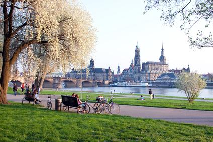 Stadtführungen Dresden - Altstadtansicht