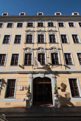 Stadtführung Dresden - Hotel Bülow Residenz