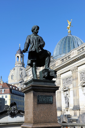 Richard Wagner in Dresden