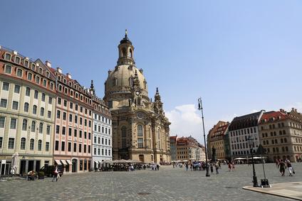 Stadtführung Dresden - Frauenkirche Dresden