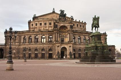Wiederaufbau Dresden