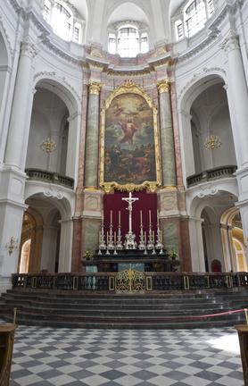 Gotteshäuser Dresden in der Innenstadt (Rundgang Innenstadt)