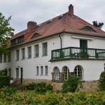 Wohnhaus von Karl Schmidt-Hellerau von Richard Riemerschmid