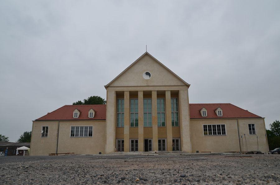 Festspielhaus Hellerau - Gartenstadt Dresden-Hellerau