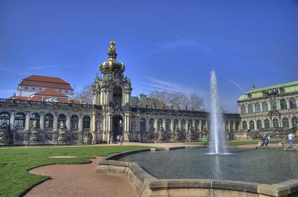 Dresden Zwinger Schloss Stadtfuhrungen Dresden