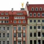bürgerhäuser neben der frauenkirche
