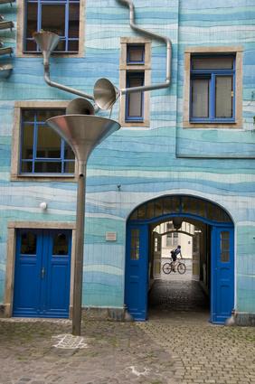Kunsthofpassage - Rundgang historische Innenstadt