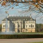 Palais im Großen Garten - Stadtrundfahrt-Bus