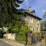 Oskar-Pletsch-Straße 10 auf dem Weißen Hirsch (Haus Abendstern im Roman Der Turm von Uwe Tellkamp)