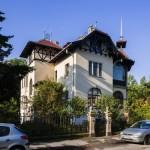 Wolfshügelstraße 12(Haus Wolfstein im Roman Der Turm)