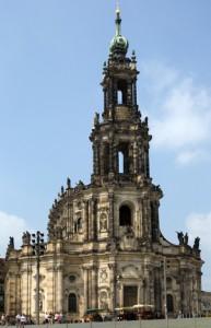 Kathedrale von Dresden, Katholische Hofkirche