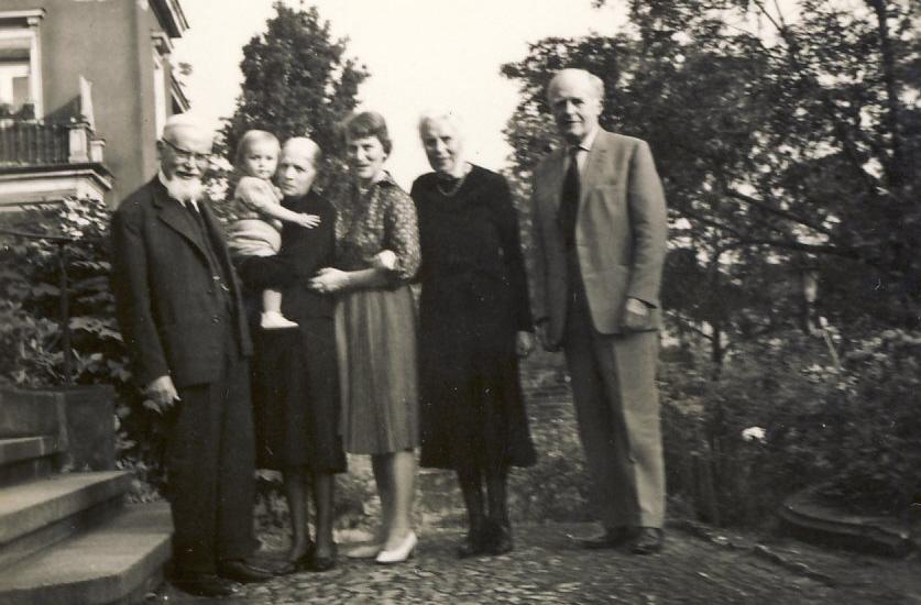 Altenzeller Straße Juni 1963