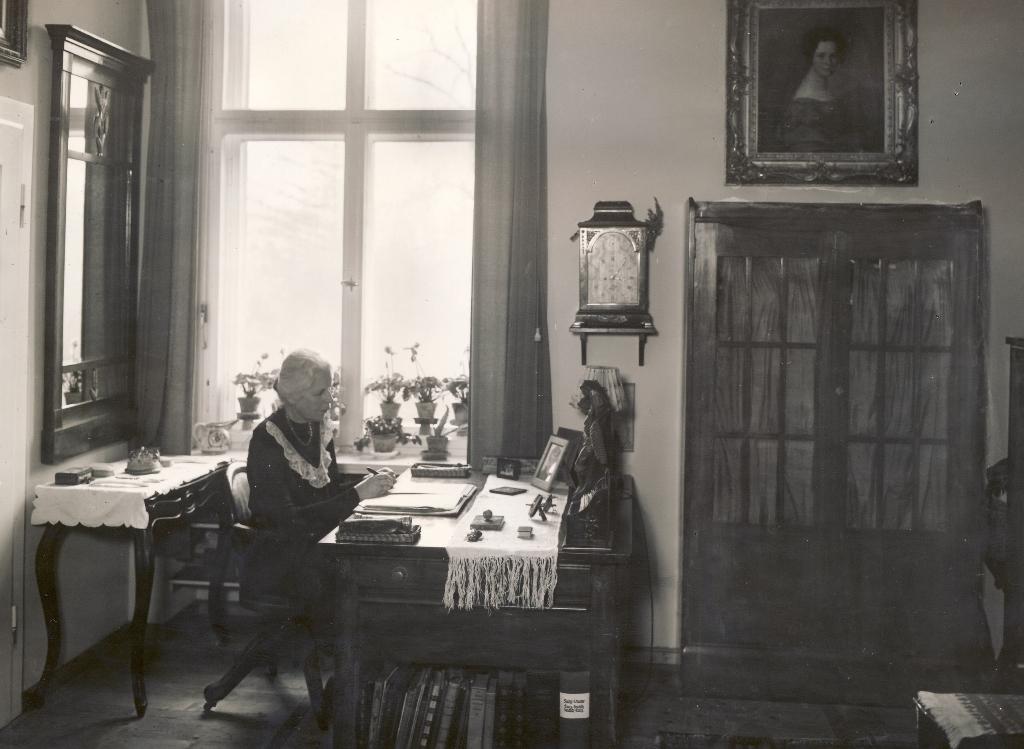 Die Schwester von Eberhard Hempel