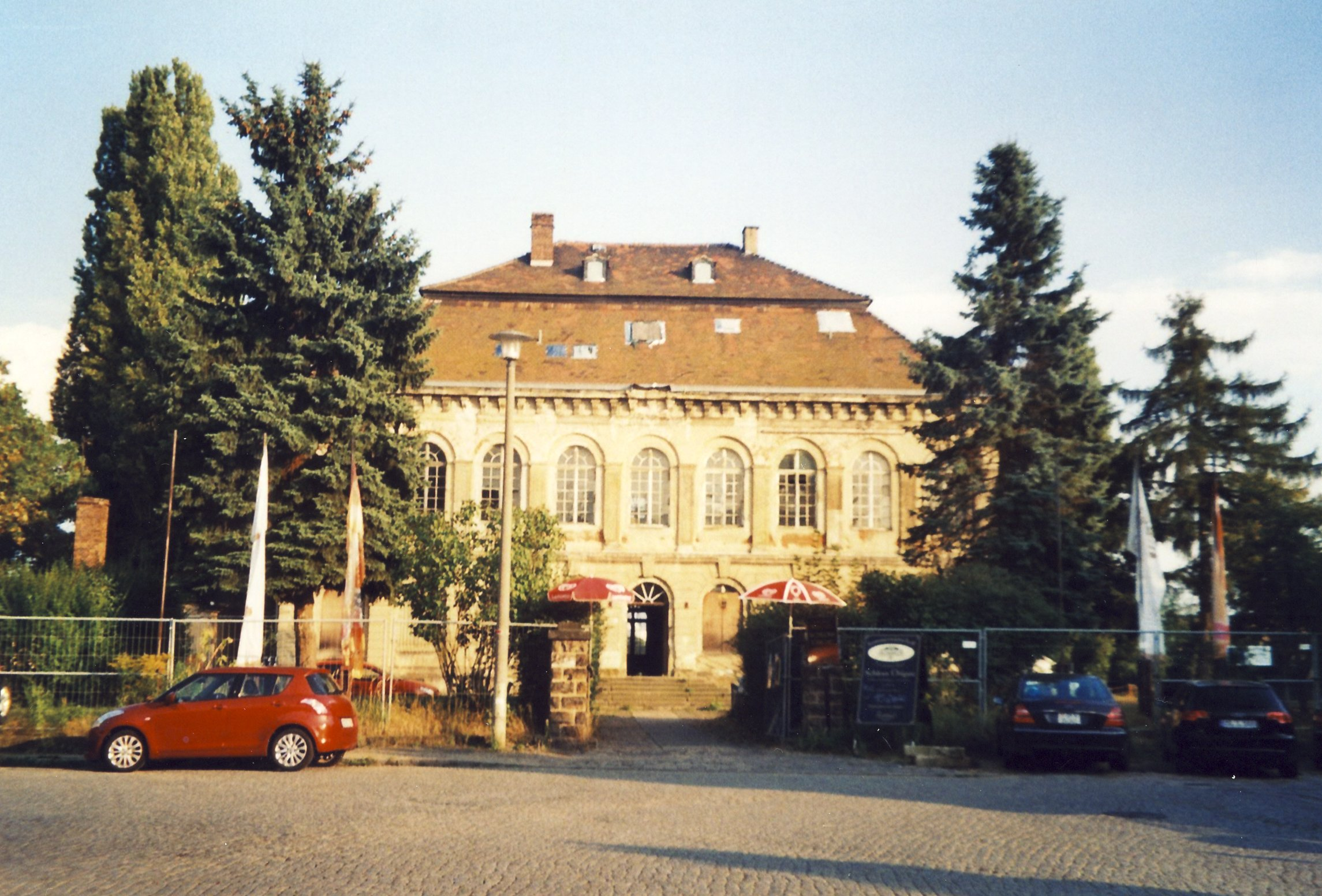 Altmickten, Altübigau - Stadtführungen Dresden
